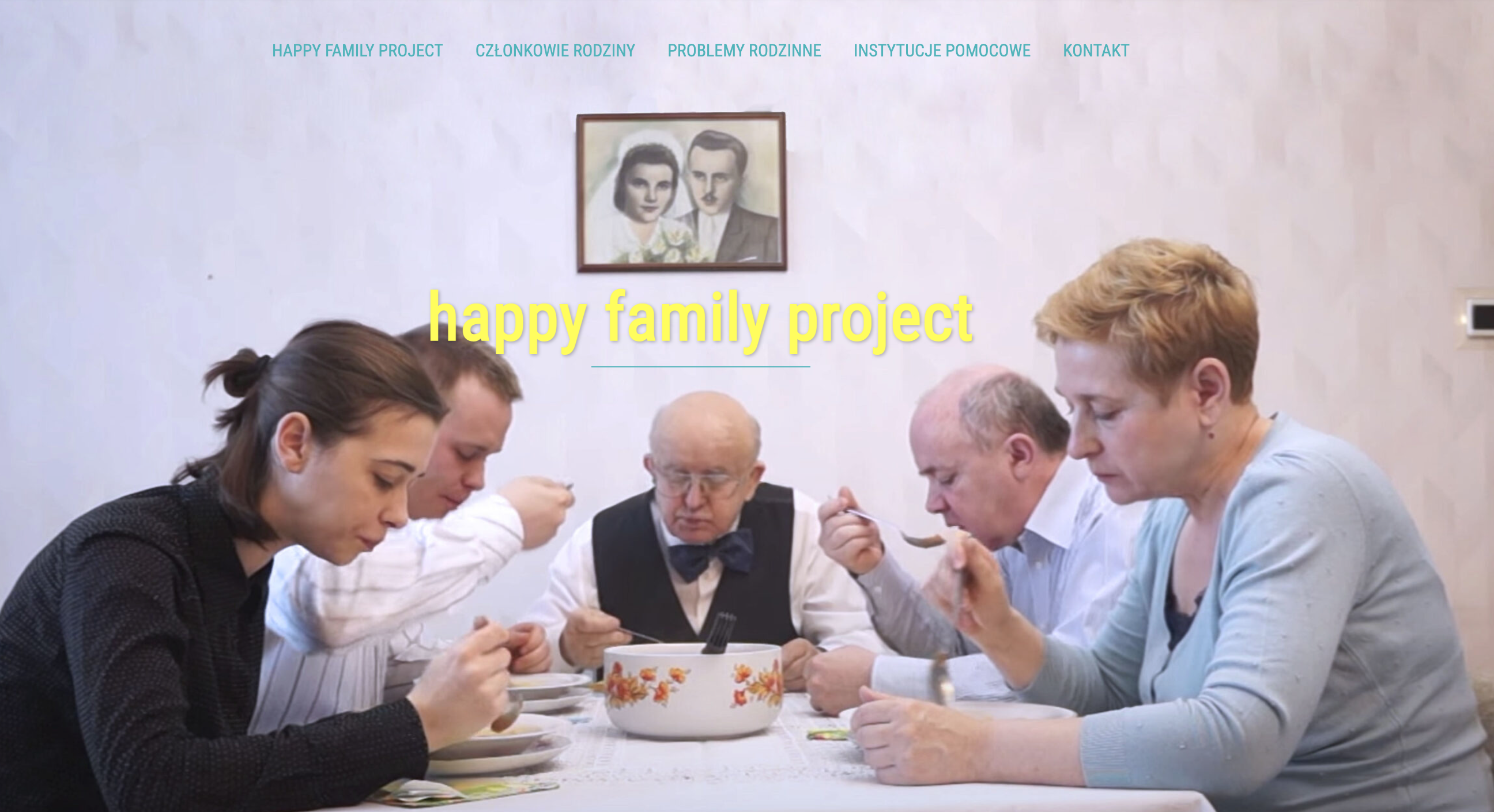 Happy Family Project